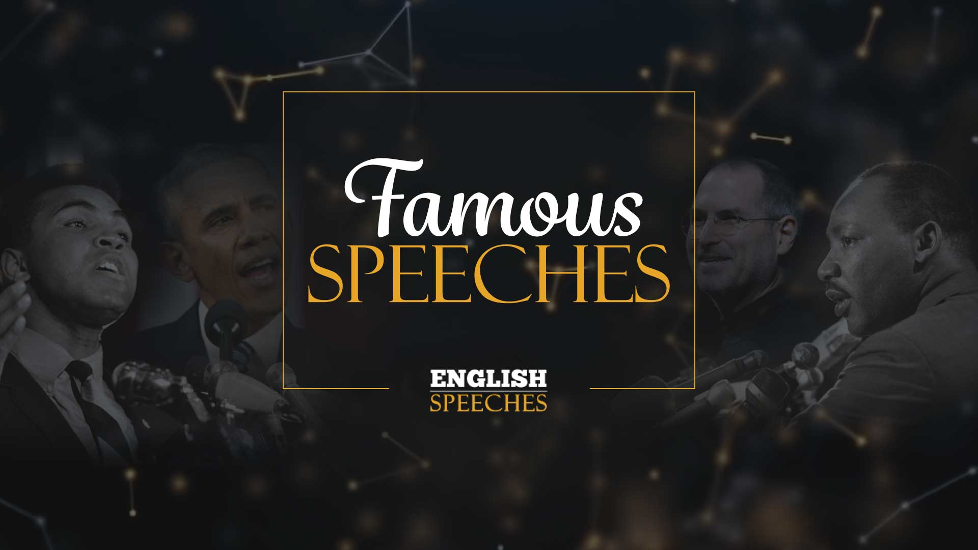 English Speeches with English Subtitles - English Speeches