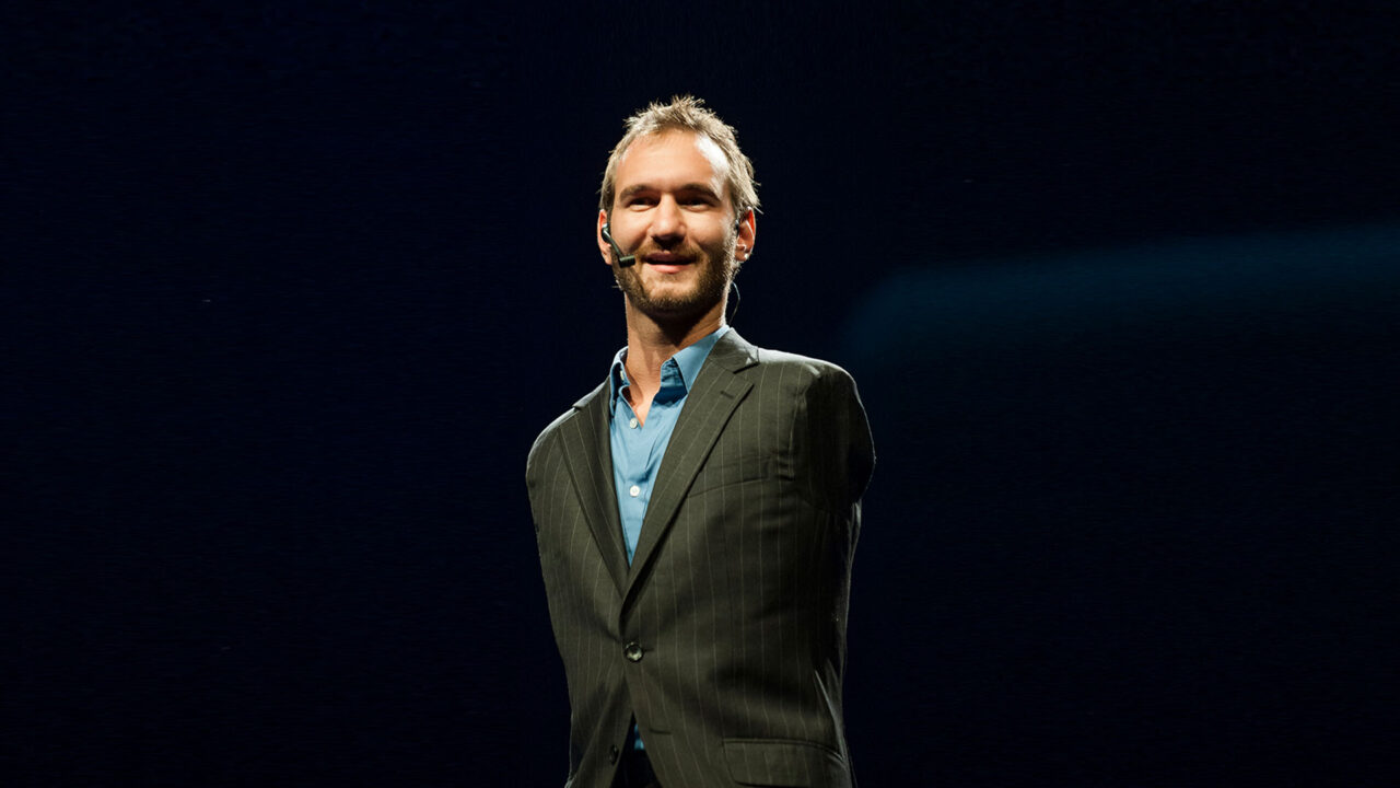 """Evangelist Nick Vujicic Says 'All Life Has Value and God Can Use All Life for His Purpose' at Premiere for """"Roe v. Wade"""""""