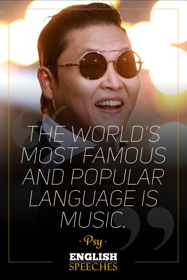 Psy Quote