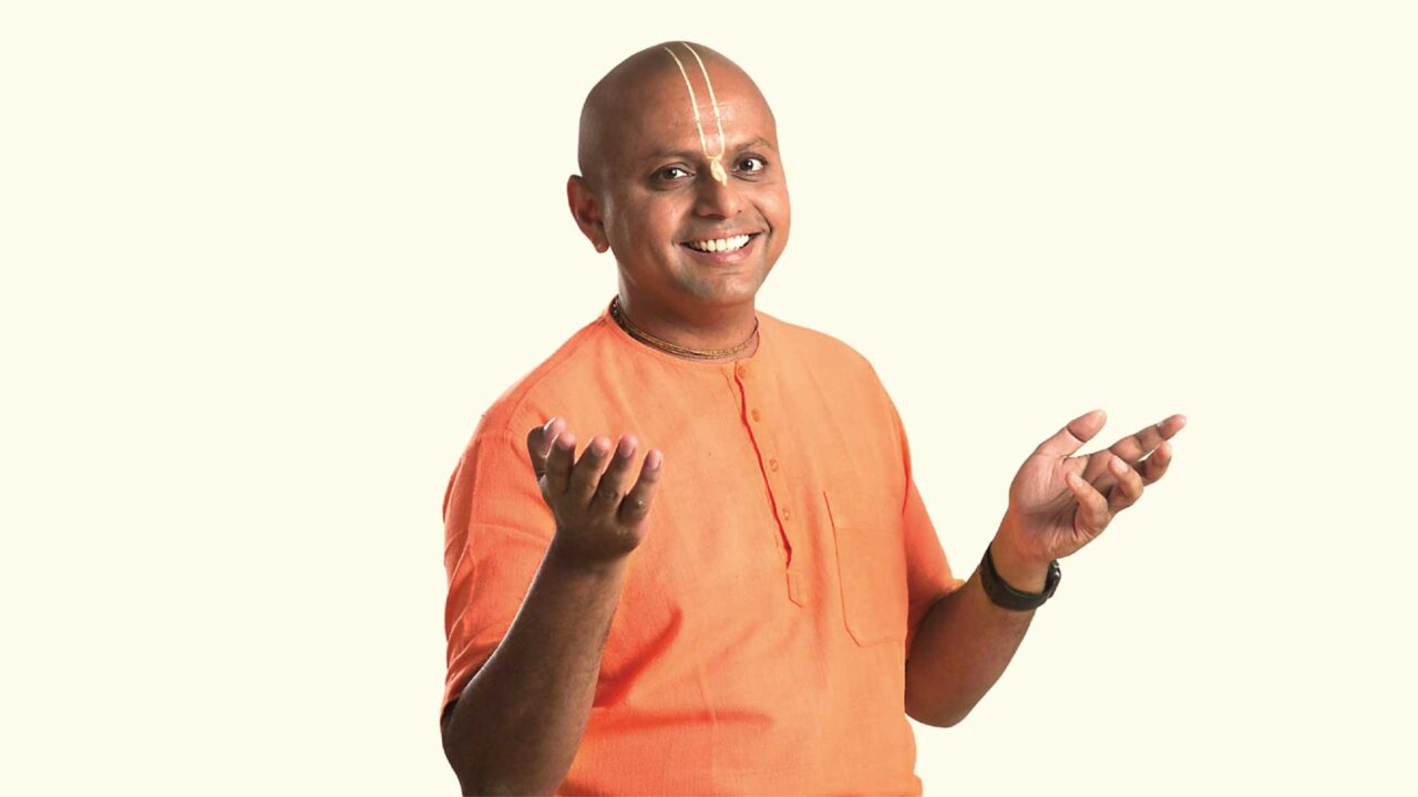 Gaur Gopal Das Speech: The Tree of Life - English Speeches