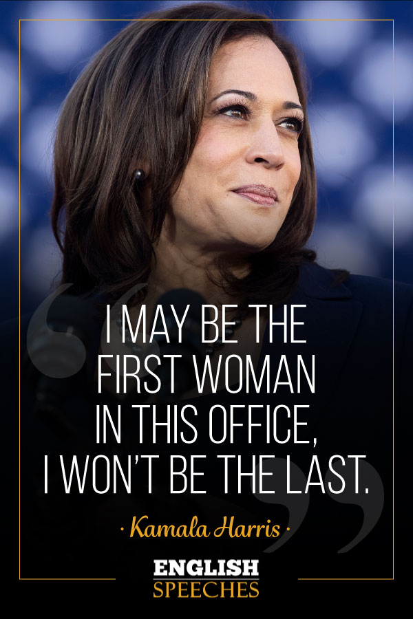 Kamala Harris Quote
