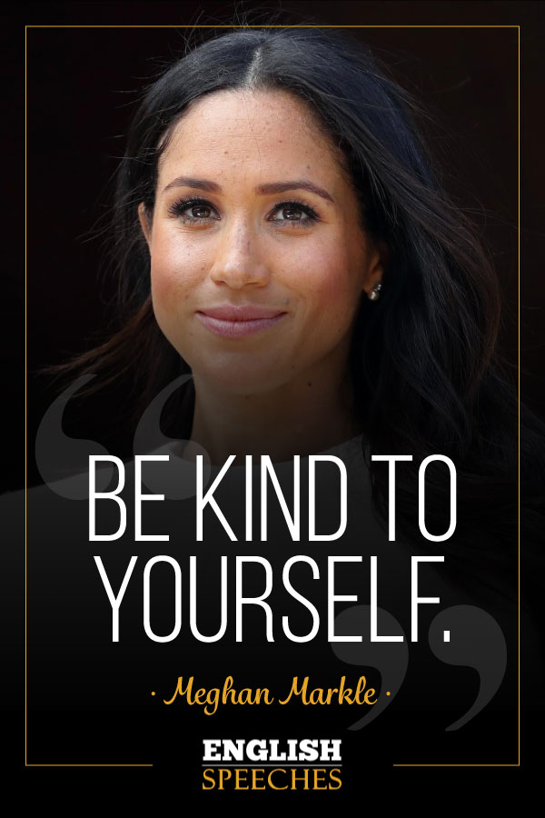 Meghan Markle Quote